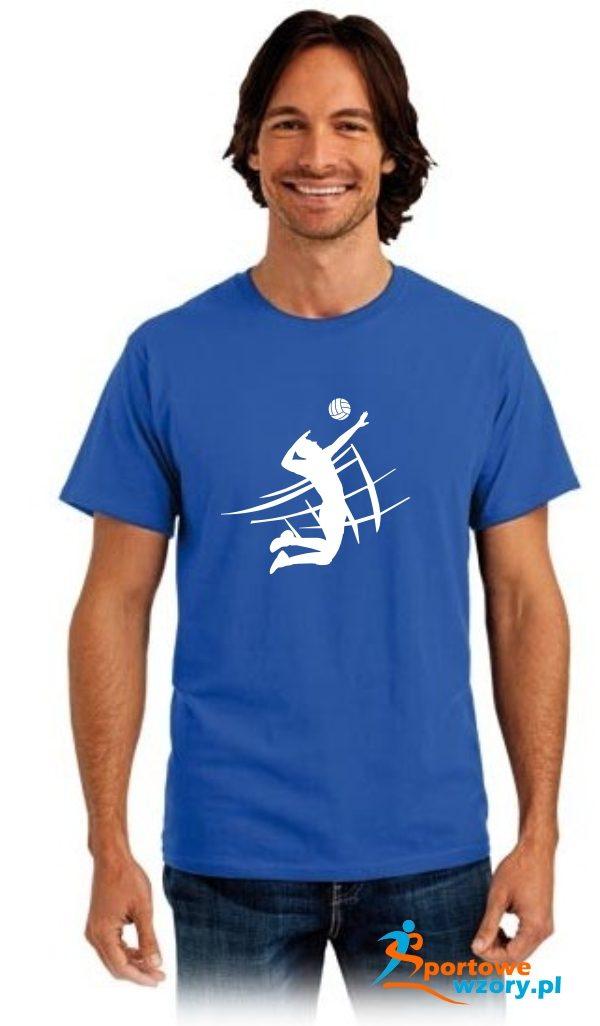 meska-koszulka-siatkarska-z-nadrukiem-atak